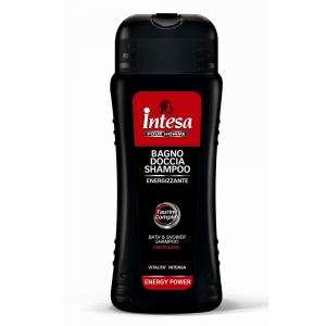 Intesa Energy Power - Płyn do kąpieli i szampon 2w1 (500 ml)