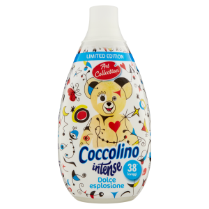 Coccolino Intense Słodka eksplozja - koncentrat do płukania tkanin (570ml - 38p)