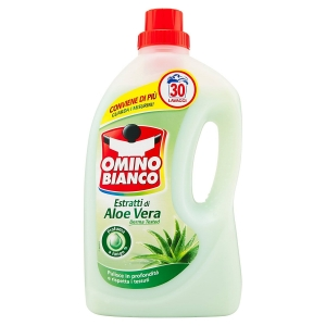 Omino Bianco Aloes - Płyn do prania (1,5 L - 30p.)