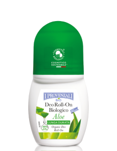 I Provenzali Aloes - Dezodorant w kulce Roll-on (50 ml)