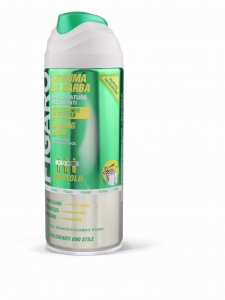 Figaro Mentol - Pianka do golenia (400 ml)