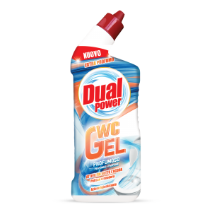 Dual Power Profumoso - Żel do WC perfumowany (750 ml)