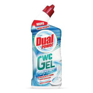 Dual Power Disincrostante - Żel do WC odkamieniający (750 ml)