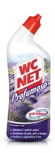 WC NET Lawenda - żel do WC (700 ml)