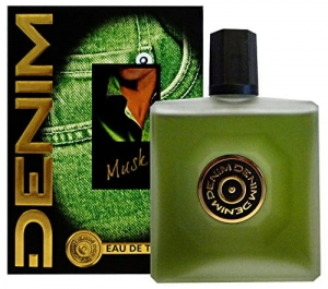 Denim Musk - Woda toaletowa (100 ml)