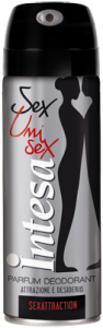 Intesa unisex - Sexattraction - Perfum Dezodorant (125 ml)