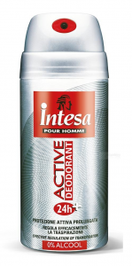 Intesa Active 24h - Dezodorant w sprayu (150 ml)