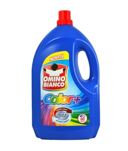 Omino Bianco Color Plus - Płyn do prania (3,9 L - 60 prań)